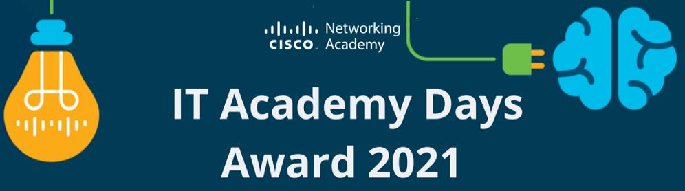 CISCO IT Academy Days Award 2021